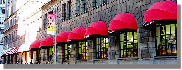 Commercial Awnings For Business